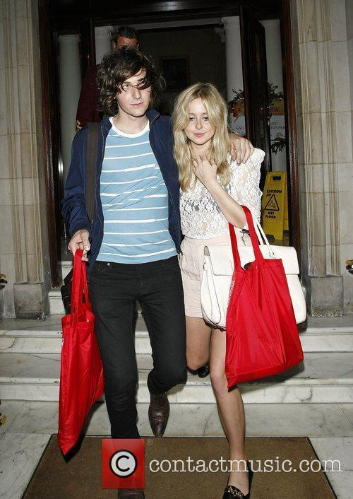 Diana Vickers and George Craig 33