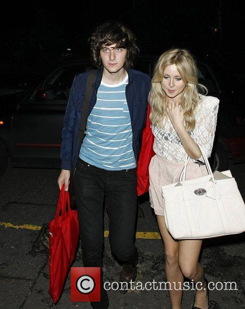 Diana Vickers and George Craig 15
