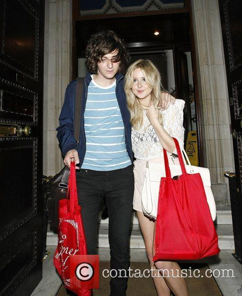 Diana Vickers and George Craig 3