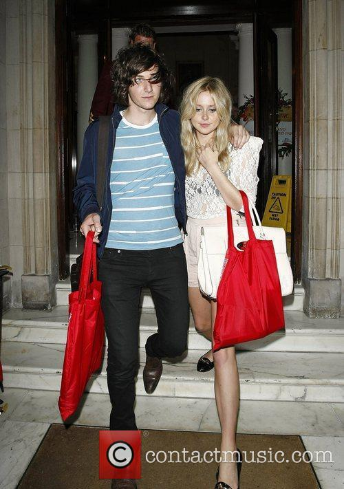 Diana Vickers and George Craig 26