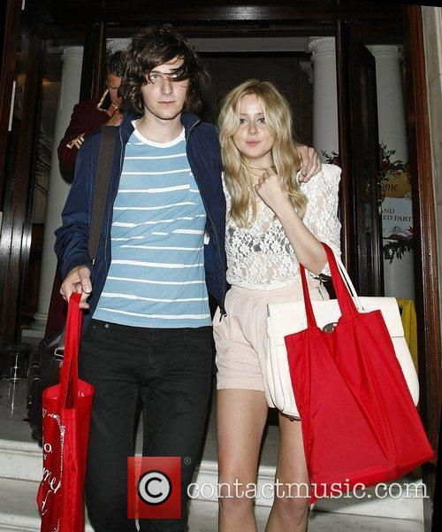 Diana Vickers and George Craig 11