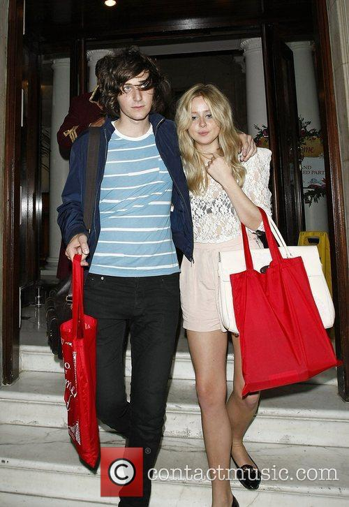 Diana Vickers and George Craig 16