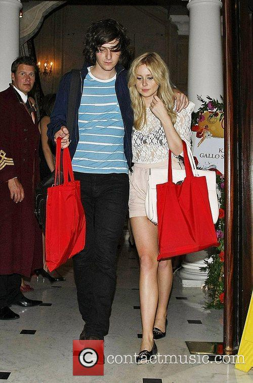 Diana Vickers and George Craig 22