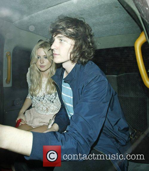 Diana Vickers and George Craig 36