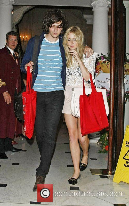 Diana Vickers and George Craig 2
