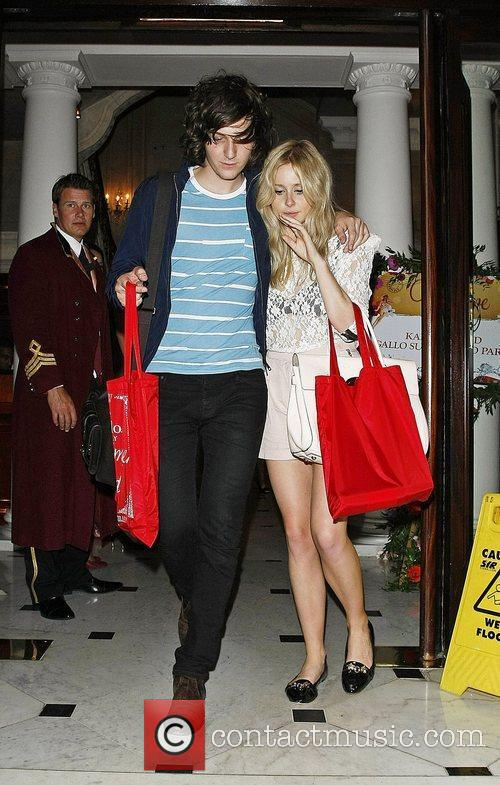 Diana Vickers and George Craig 38