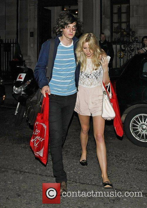 Diana Vickers and George Craig 20