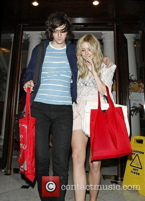 Diana Vickers and George Craig 13