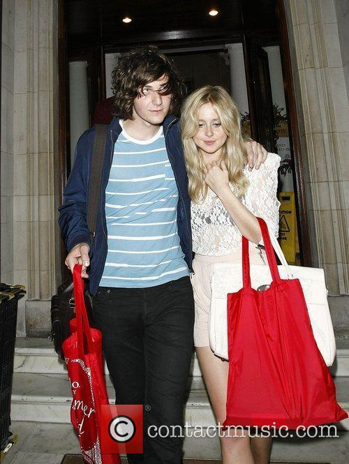 Diana Vickers and George Craig 4