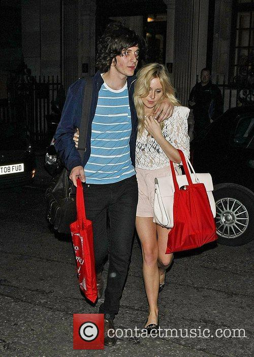 Diana Vickers and George Craig 24