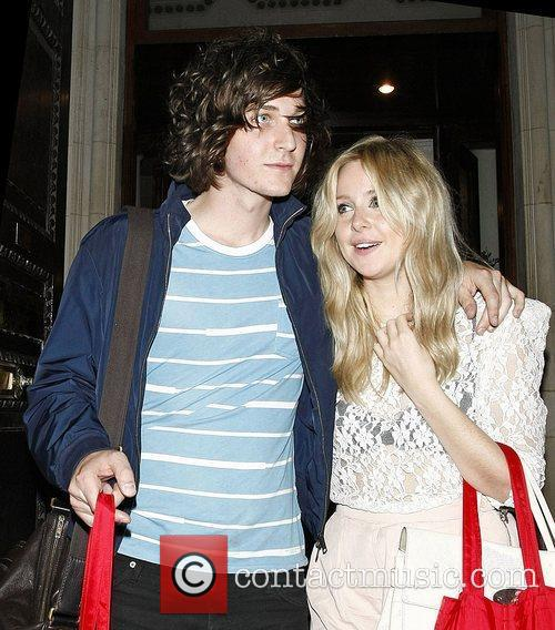 Diana Vickers and George Craig 32