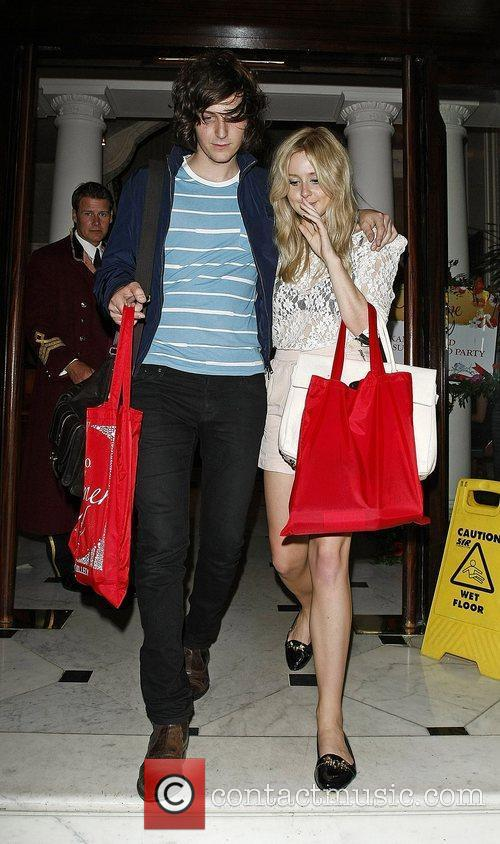 Diana Vickers and George Craig 9