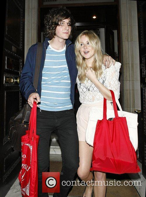 Diana Vickers and George Craig 21