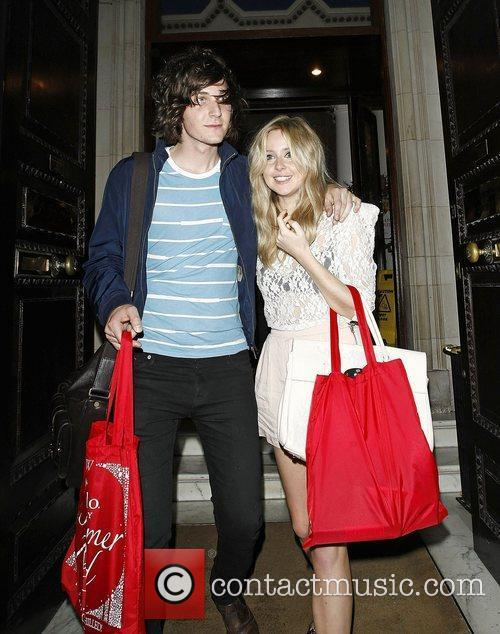 Diana Vickers and George Craig 14