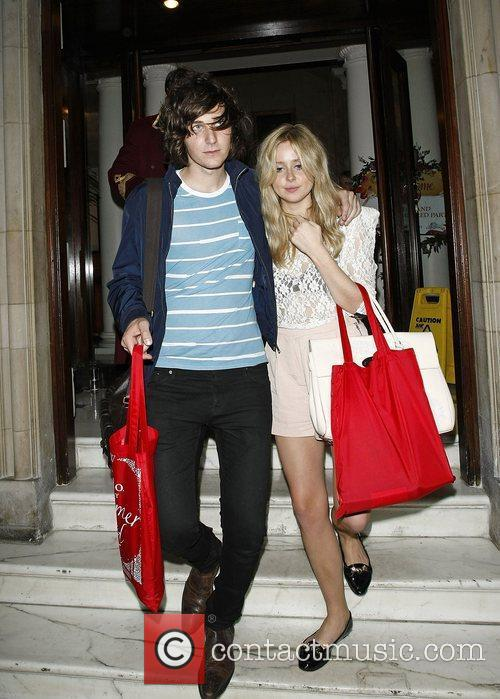 Diana Vickers and George Craig 17