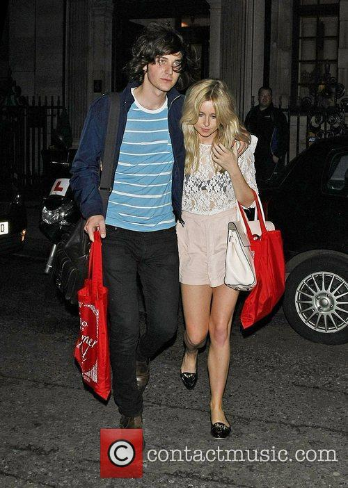 Diana Vickers and George Craig 8