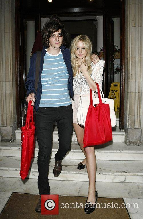 Diana Vickers and George Craig 29