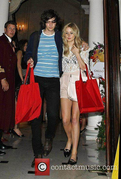 Diana Vickers and George Craig 31