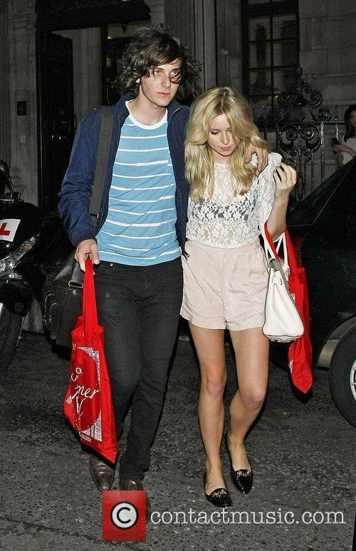 Diana Vickers and George Craig 10