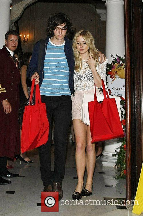 Diana Vickers and George Craig 23