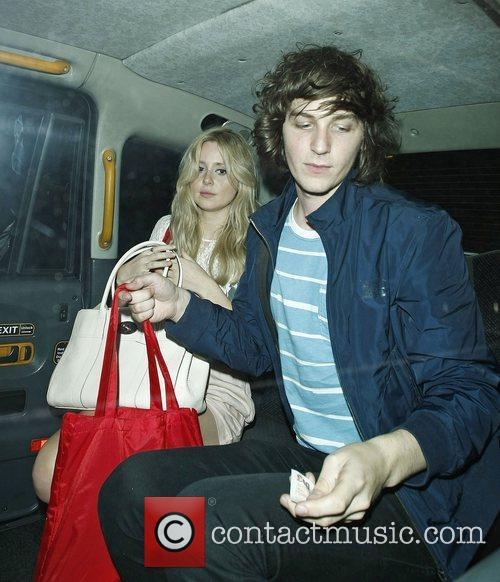 Diana Vickers and George Craig 18