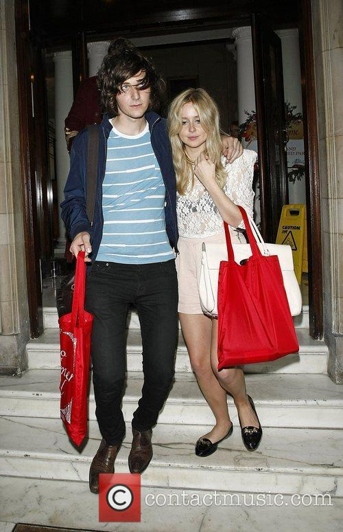 Diana Vickers and George Craig 30