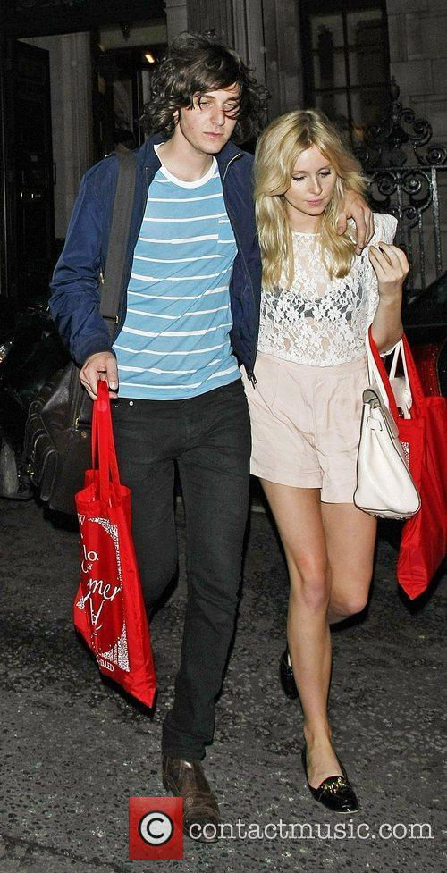 Diana Vickers and George Craig 35