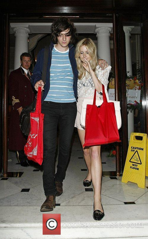 Diana Vickers and George Craig 12