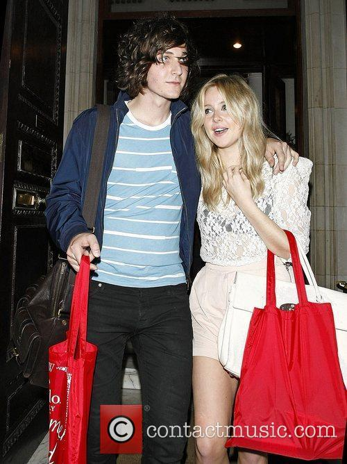 Diana Vickers and George Craig 27