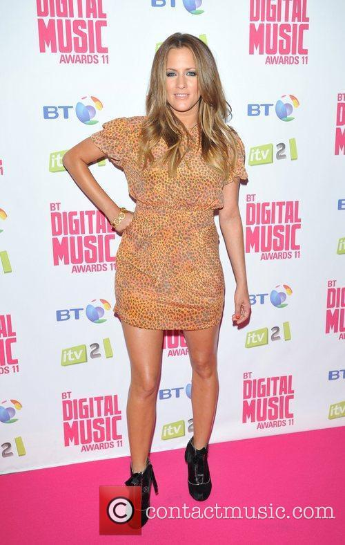 BT Digital Music Awards 2011 held at the...