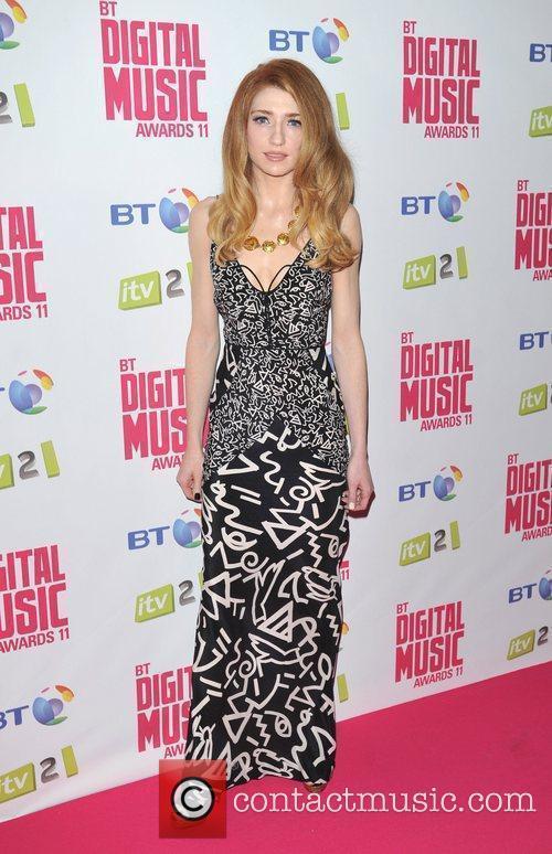 Nicola Roberts BT Digital Music Awards 2011 held...