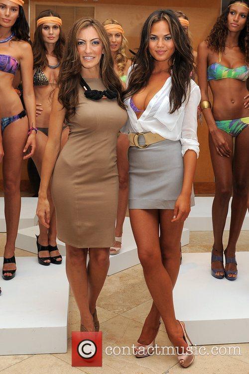 Miami Swim Spring/Summer 2012 DiNeila Brazil presentation at...