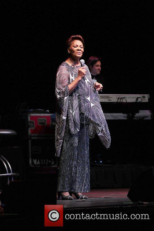 Dionne Warwick performs at Hard Rock Live! in...