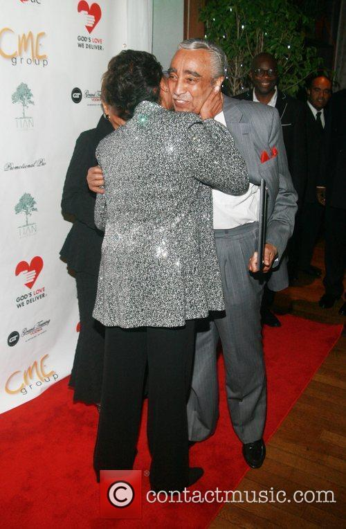 Dionne Warwick and Congressman Charles Rangel Inspired New...