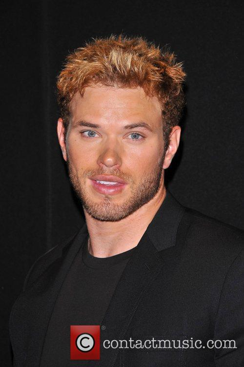 Kellan Lutz   Dior Celebrates The Launch...