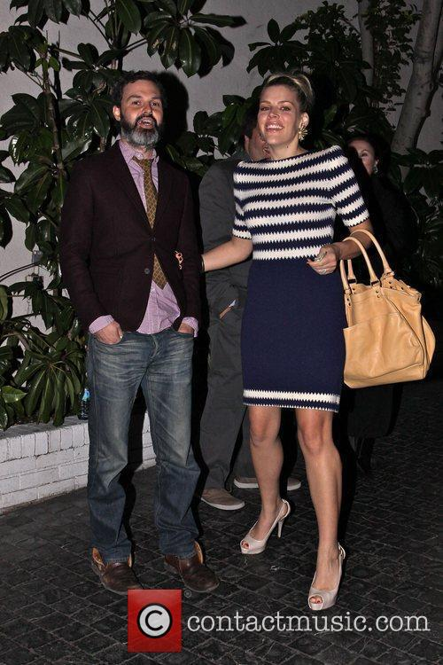Busy Philipps and Marc Silverstein 6