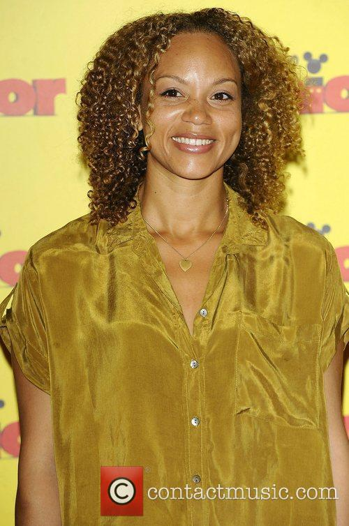 Angela Griffin at the Disney Junior launch party...