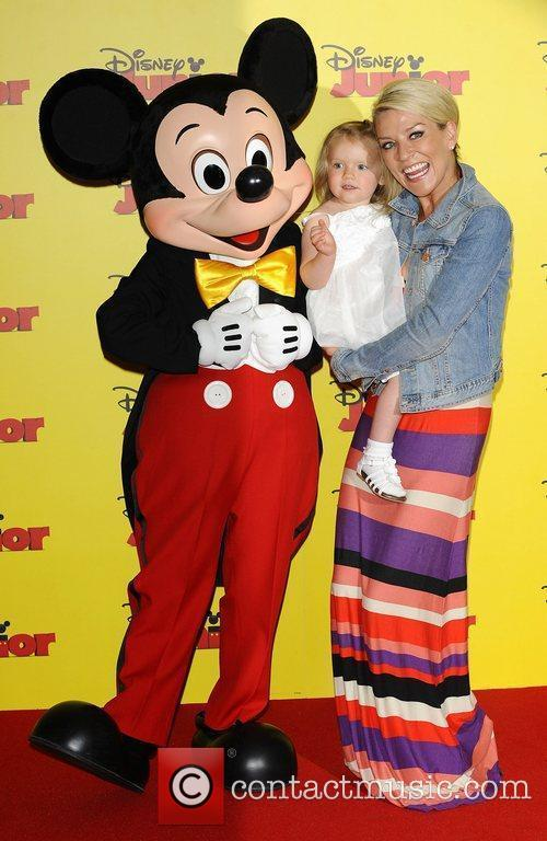 Zoe Lucker, Disney