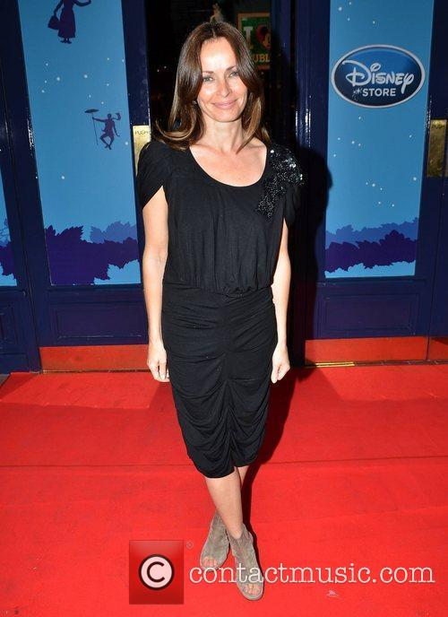 Sharon Corr at the launch of the Disney...
