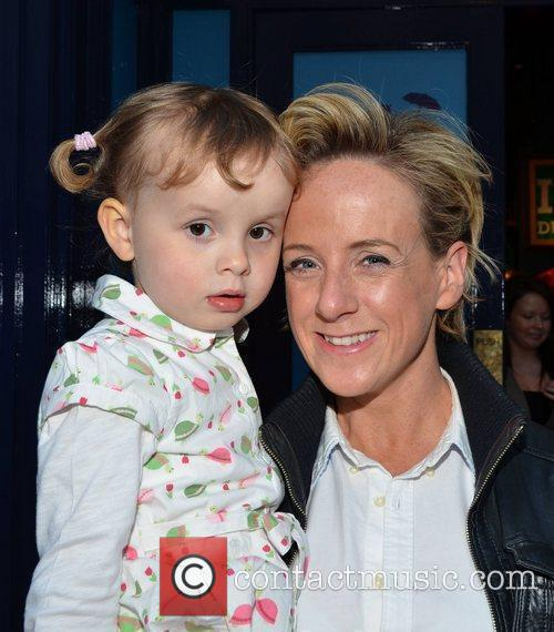 At the launch of the Disney Store on...