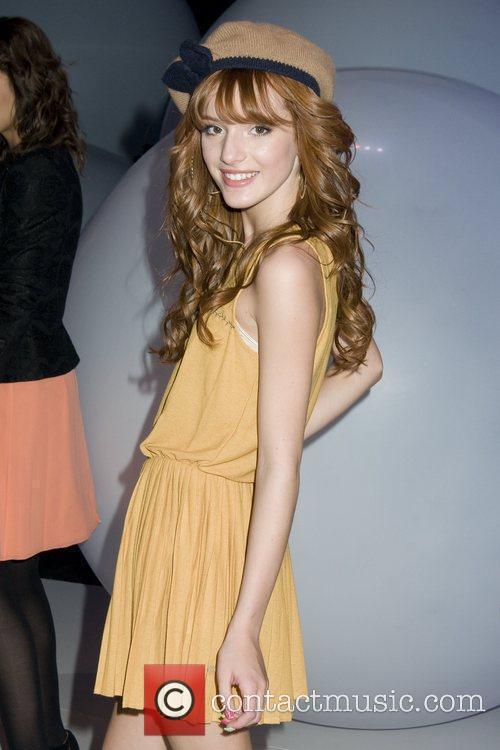 Bella Thorne 2011 Disney Kids & Family upfront...