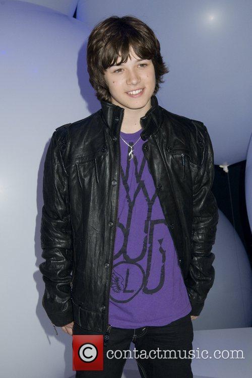 Leo Howard 2011 Disney Kids & Family upfront...