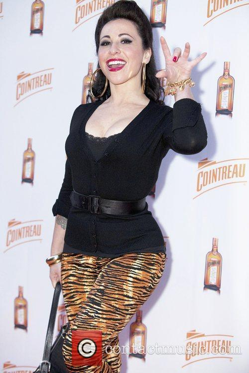 Angie Pontani Dita Von Teese Launches her new...