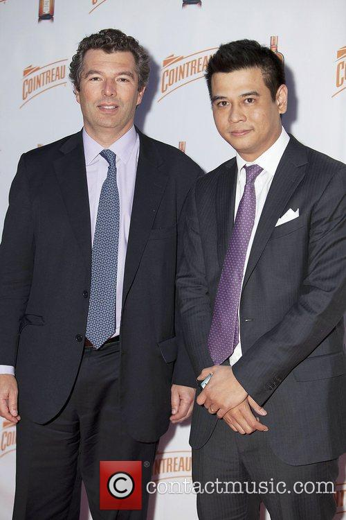 Phillipe Roederer (SVP Marketing) & Suriya Parksuwan (...