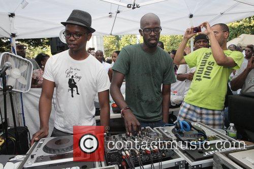 DJ Black Coffee Rip's Brooklyn's Prospect Park