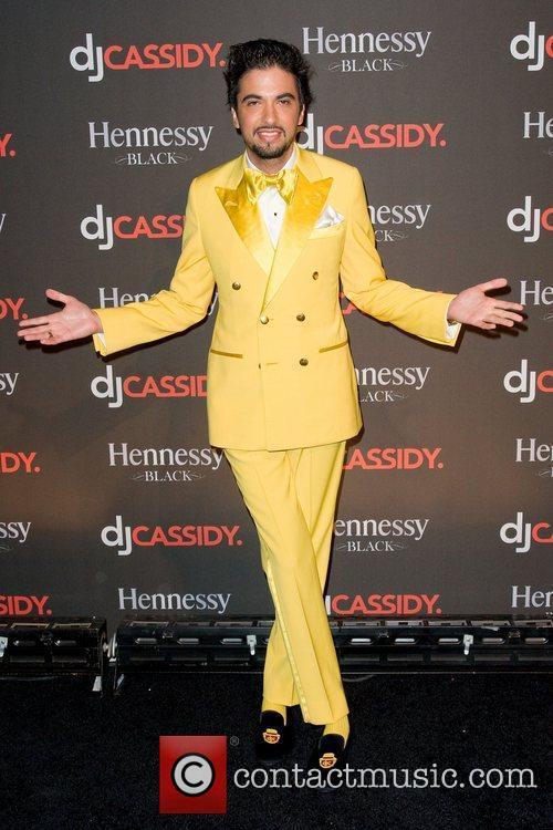 DJ Cassidy DJ Cassidy celebrates his 30th Birthday...