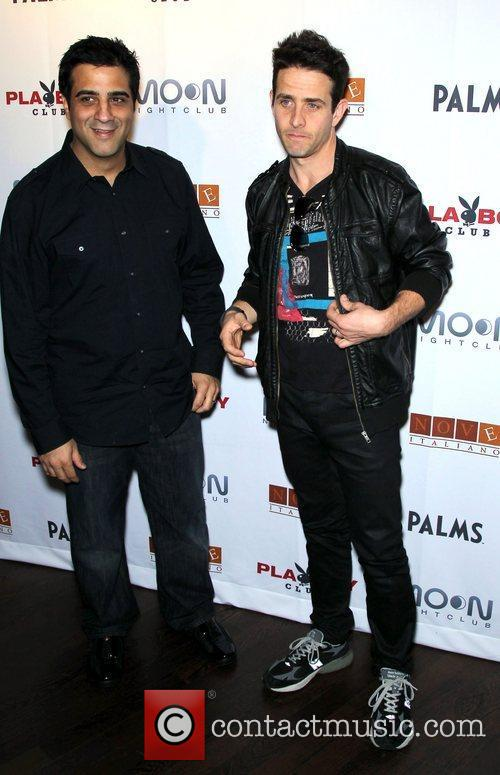 Joey Mcintyre, Las Vegas and Paul Delvecchio 8