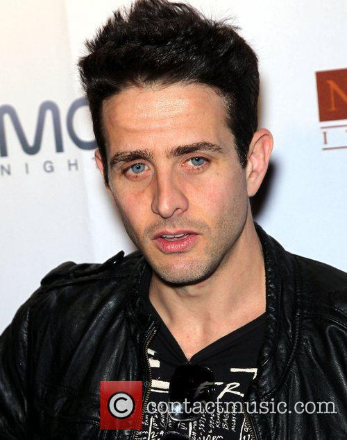 Joey Mcintyre, Las Vegas and Paul Delvecchio 10