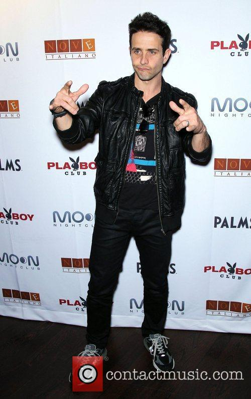Joey Mcintyre, Las Vegas and Paul Delvecchio 6