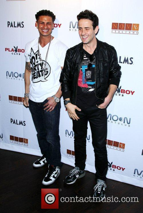 Paul Delvecchio, Joey Mcintyre and Las Vegas 11
